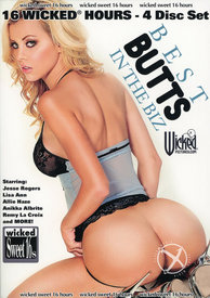 16hr Best Butts In The Biz {4 Disc}