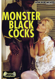 Monster Black Cocks